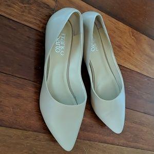 Franco Sarto– Hazeline Leather Pointed Toe